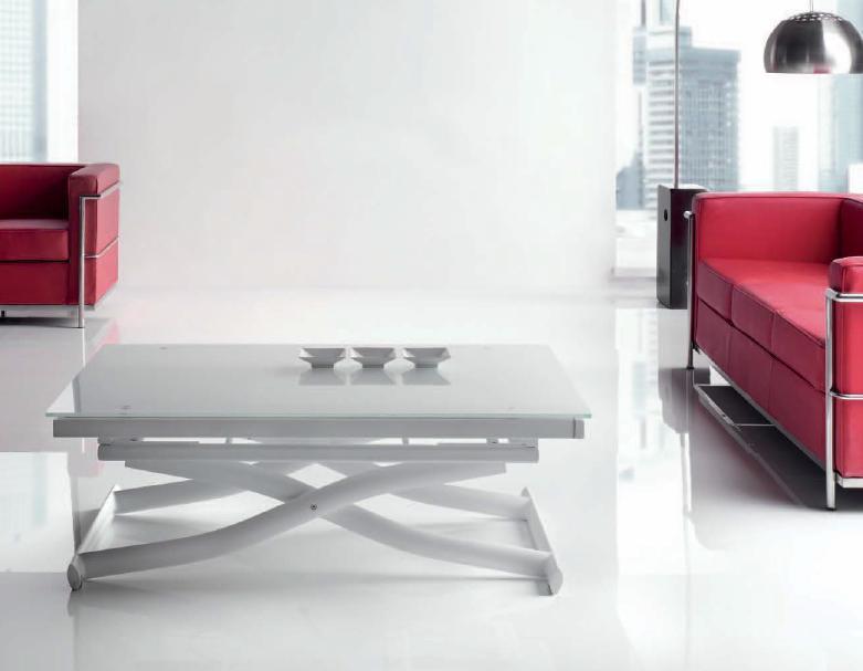 Mobili Trasformabili Tavolo.Tavolo Trasformabile Dione Tavoli Arredamento Ardea