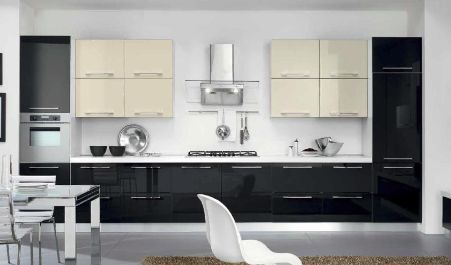Best Cucine Moderne Bianche E Nere Photos - Lepicentre.info ...