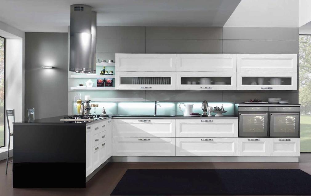 Cucina telaio contemporanea arredook ardea for Cucina contemporanea prezzi