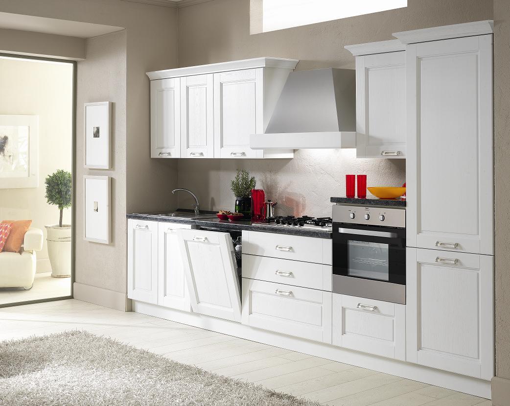 Cucina contemporanea arredook ardea arredamento casa cucine camere letti divani - Cucine mobilturi opinioni ...