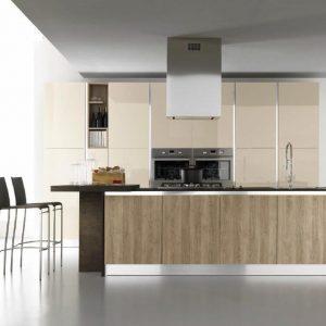Cucina classica frassino arredook ardea arredamento for Casa classica pesaro