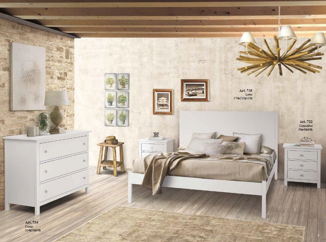 Camera da letto stile shabby | Arredamento | Camerette ...