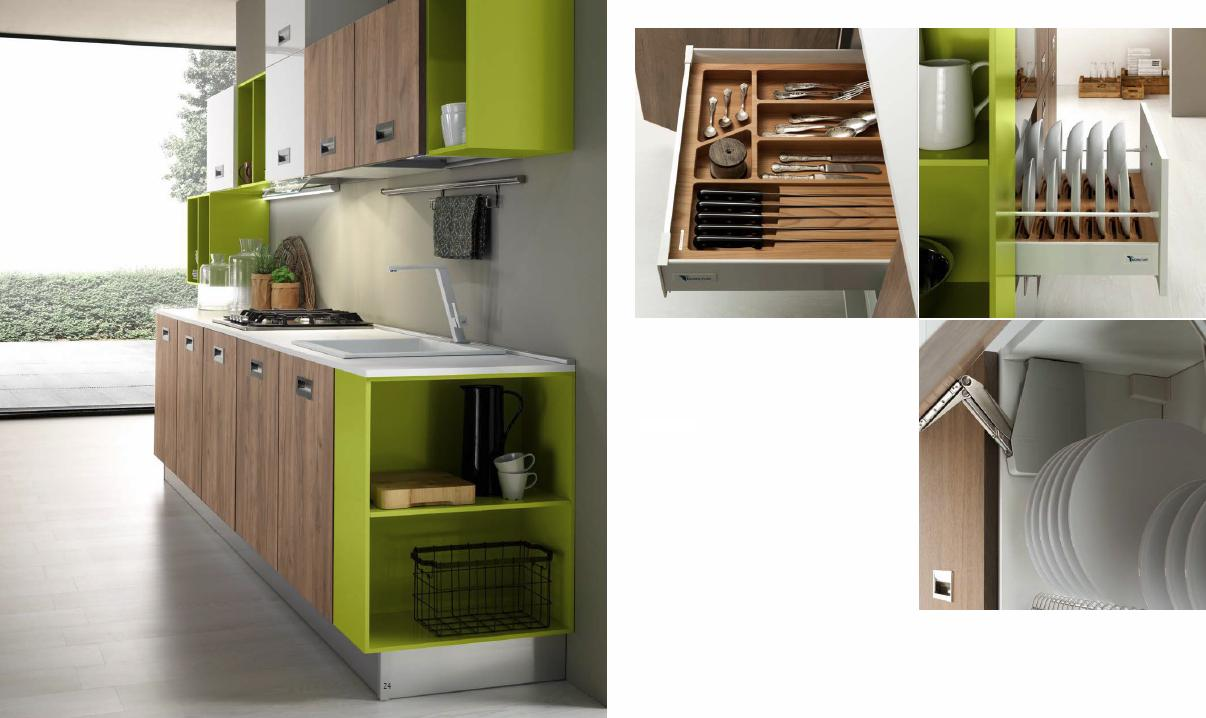 Cucina moderna arredook ardea arredamento casa for Casa moderna crotone