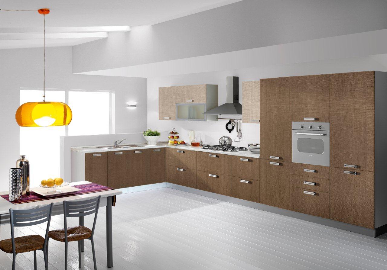Cucina Moderna Tranche Arredook Ardea Arredamento Casa