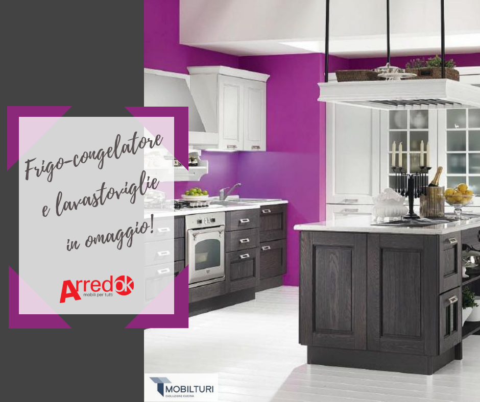 Promozione Mobilturi Cucine | ArredoOK | Ardea | Arredamento ...