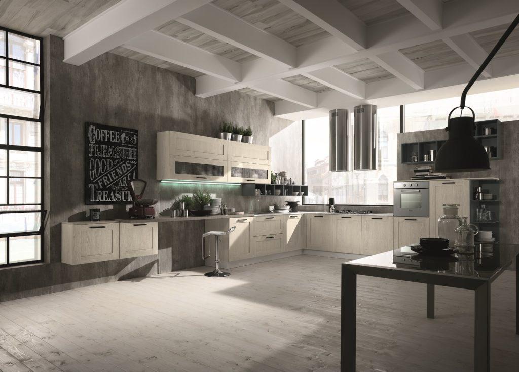 Cucina urban style