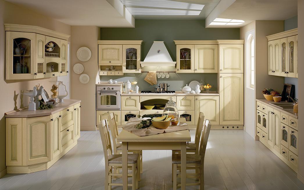 Il classico in cucina: uno stile che non tramonta mai