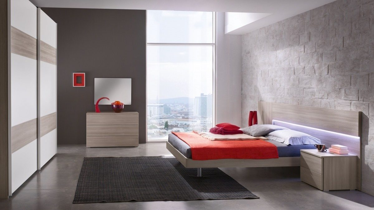 Camera da letto moderna: come arredarla